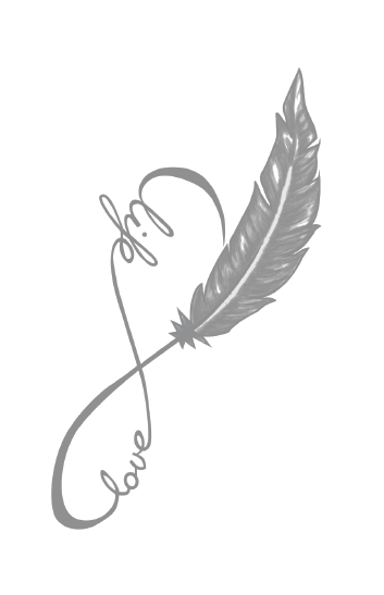 Life-Love-Feather, Silver