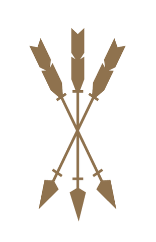 Arrows, Gold