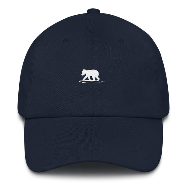 LIVE Logo Hat (Navy with White Logo)