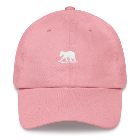 LIVE Logo Hat (Pink with White Logo)