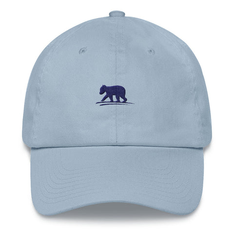 LIVE Logo Hat (Blue with Navy Logo)