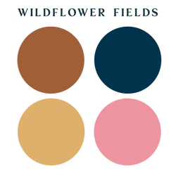 Wildflower Fields Color Recipe
