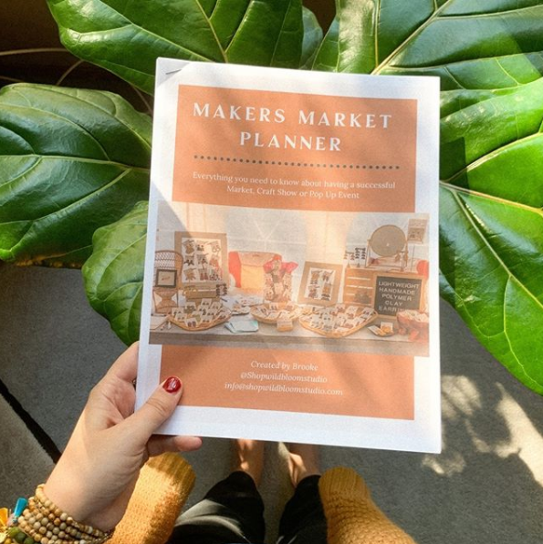 Makers Market Planner