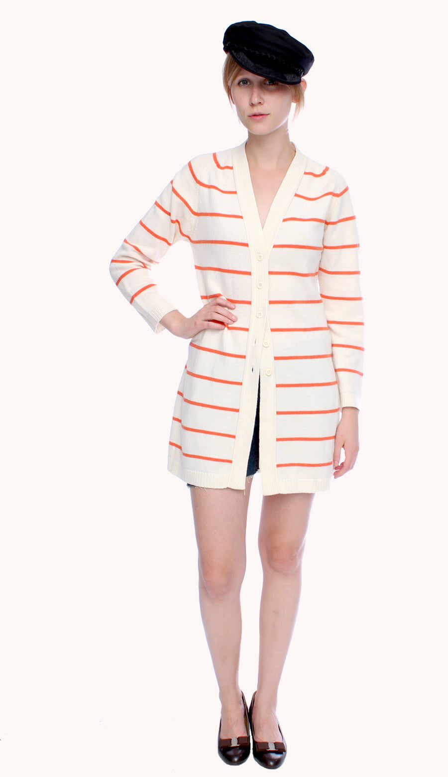 FALKE STRIPES CARDIGAN