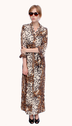 CHEETAH COAT / DRESS
