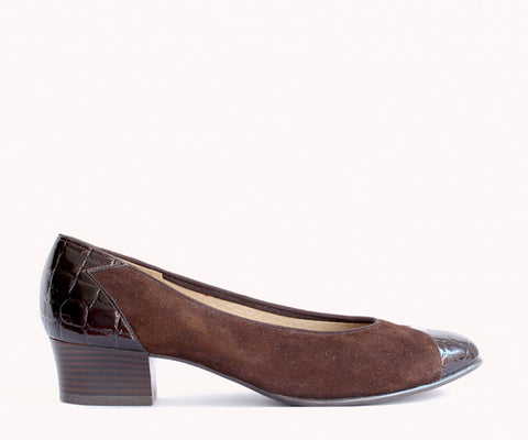 BROWN BALLERINAS / 39 1/2