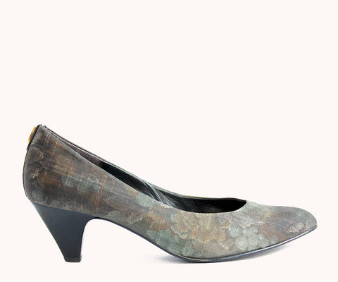 GABY FLOWER PUMPS/ 40 1/2