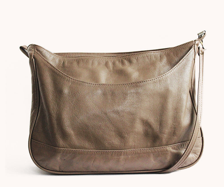 DOVE GREY BAG
