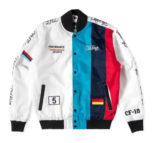 c83dc140e2e9da Club Foreign Performance M5 Bomber Jacket