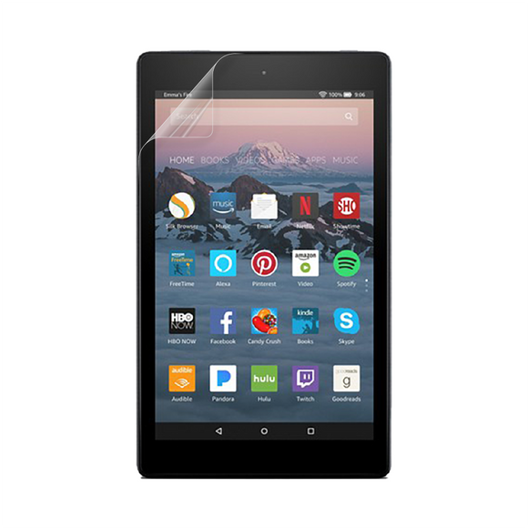 Amazon Kindle Fire HD 8 - SHIELD Film Screen Protector