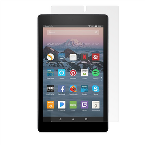 Amazon Kindle Fire HD 8 (2015-2018) - Basic Hi-Def Screen Protector