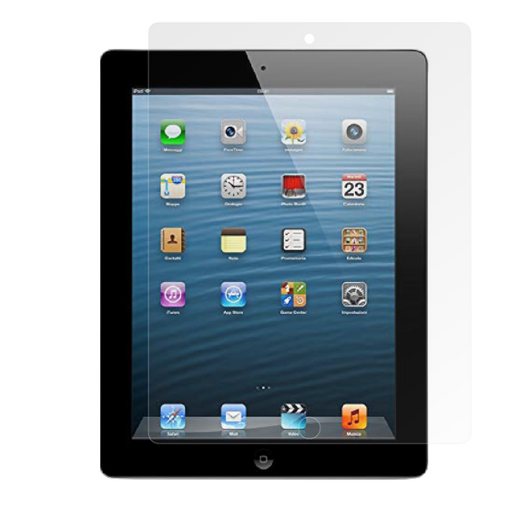 Apple iPad (2nd - 4th gen) - Basic Hi-Def Screen Protector