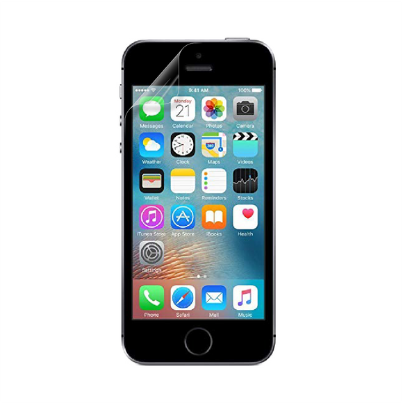 Apple iPhone 5 / 5s / SE - SHIELD Film Screen Protector