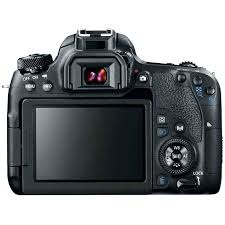 Canon EOS 77D - SHIELD Film Screen Protector