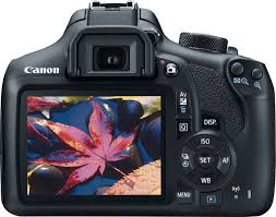 Canon EOS Rebel T6 - SHIELD Film Screen Protector