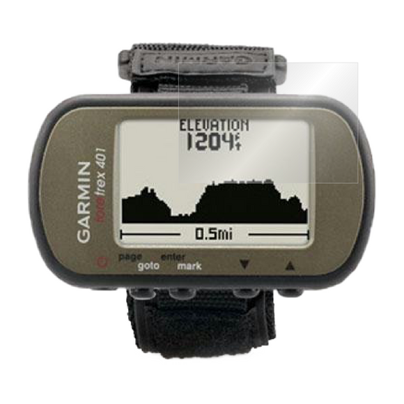 Garmin Forerunner 401 - SHIELD Film Screen Protector