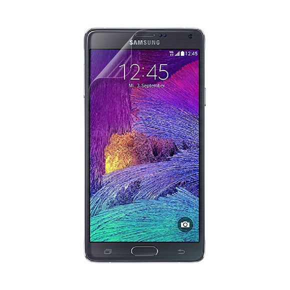 Samsung Galaxy Note 4 - SHIELD Film Screen Protector