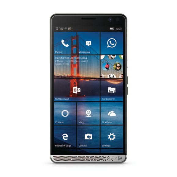 HP Elite X3 - SHIELD Film Screen Protector