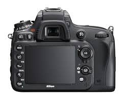 Nikon D600 - SHIELD Film Screen Protector