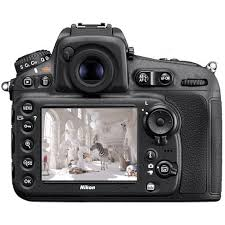 Nikon D810 - SHIELD Film Screen Protector