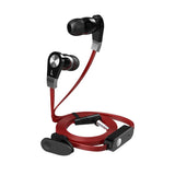 REDLINE Earbuds (red, black or white)