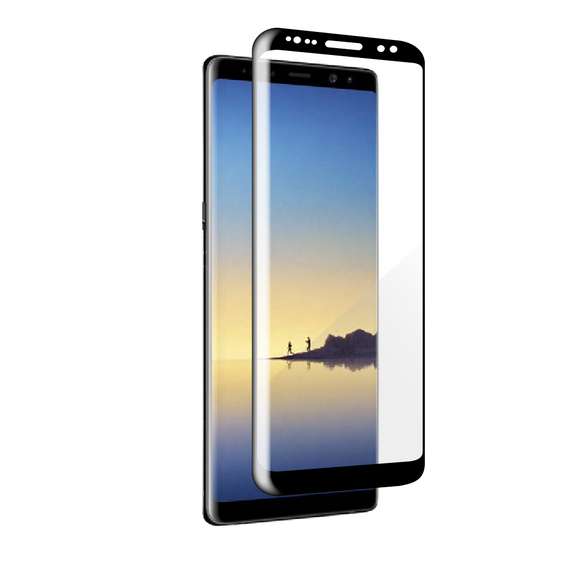 Galaxy Note 8 - Edge-to-Edge Trim Tempered Glass