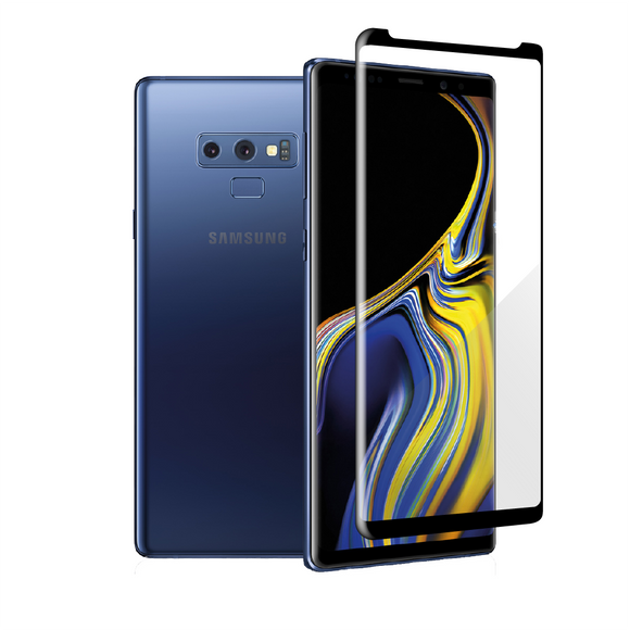 Samsung Galaxy Note 9 - Edge-to-Edge Trim Tempered Glass