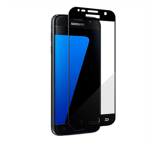 Galaxy S7 - Edge-to-Edge Trim Tempered Glass