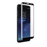Galaxy S8+  Edge-to-Edge Trim Tempered Glass