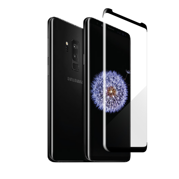 Galaxy S9 - Edge-to-Edge Trim Tempered Glass