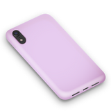 SILK Silicone+Microfiber iPhone Case