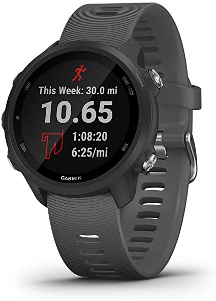 Garmin Forerunner 245 Music - Hi-Def Film Screen Protector