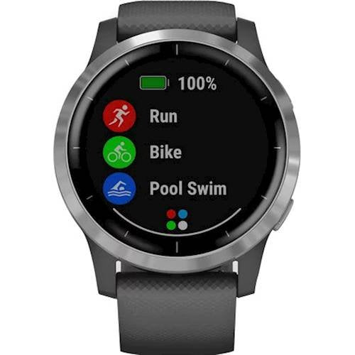 Garmin Vivoactive 4s - Hi-Def Film Screen Protector
