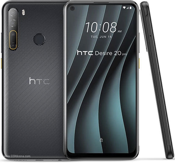 HTC Desire 20 Pro - SHIELD Film Screen Protector
