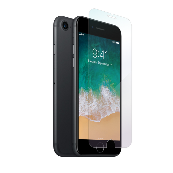 NEW!!! Apple iPhone 8 SPARTAN SHIELDZ Case Friendly Tempered Glass - 10x stronger!