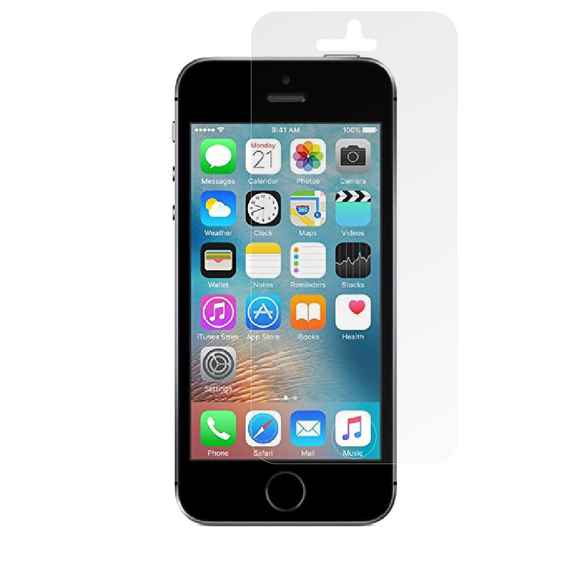 Apple iPhone 5 / 5s / SE - Basic Hi-Def Screen Protector