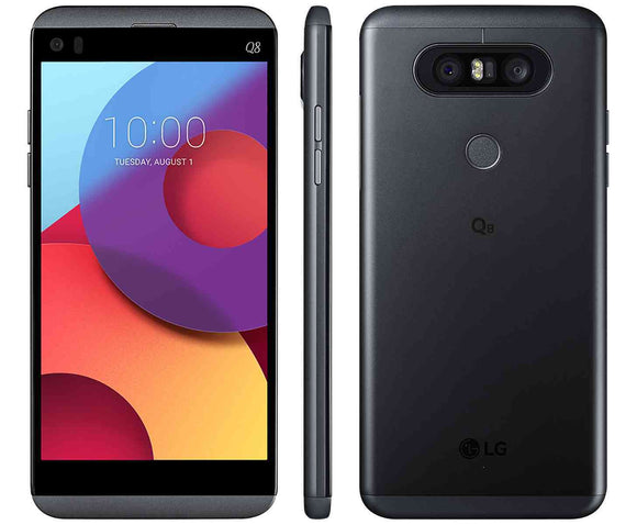 LG Q8 (2017) - SHIELD Film Screen Protector