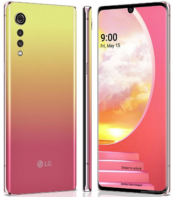 LG VELVET - SHIELD Film Screen Protector