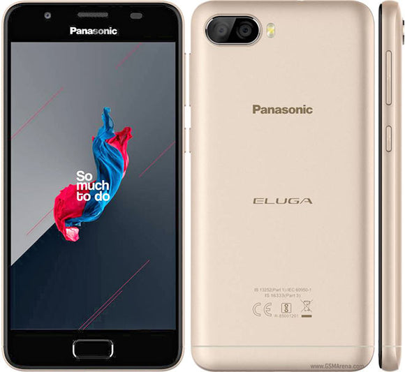 Panasonic Eluga Ray 500 - SHIELD Film Screen Protector