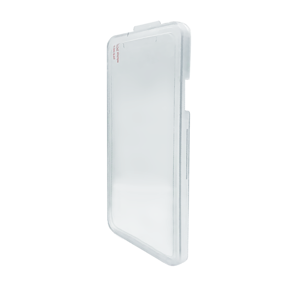 NEW!!! Apple iPhone 12 SPARTAN SHIELDZ Case Friendly Tempered Glass - WITH APPLICATION TRAY!