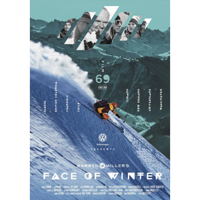 Face of Winter (2018) BluRay/DVD Combo Pack