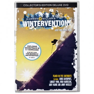 Wintervention (2010) BluRay