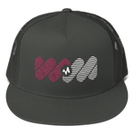 WM Bug Mesh Five Panel Snapback