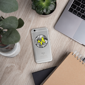 Warren Miller iPhone Case