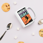 Escape To Ski Coffee Mug