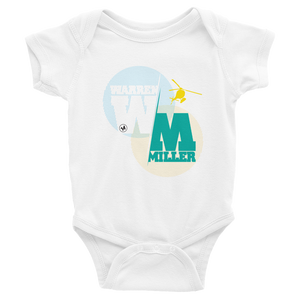 Future Ripper 100% Ring-spun Cotton Onesie