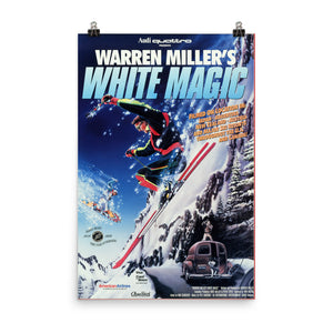 White Magic (1989) Poster Print- Multiple Sizes
