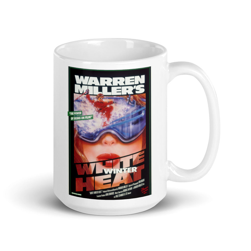 White Winter Heat Coffee Mug