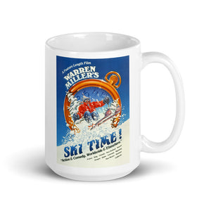 Ski Time Coffee Mug