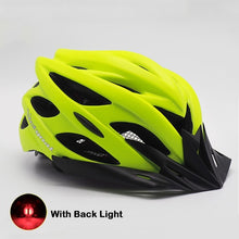 Load image into Gallery viewer, Bicycle Helmets Men Women Bike with Back Light